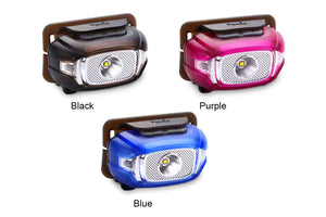 fenix hl15 running headlamp all colors