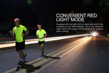 Load image into Gallery viewer, fenix hl15 running headlamp men running