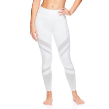 Load image into Gallery viewer, gaiam melrose mesh running leggings