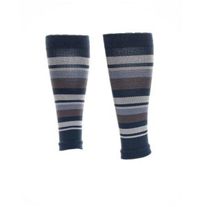 lily trotters calf sleeves striped colors gray