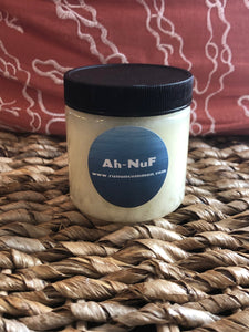 AH-NUF moisturizing all natural hand lotion