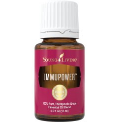 immupower essential oil for runners