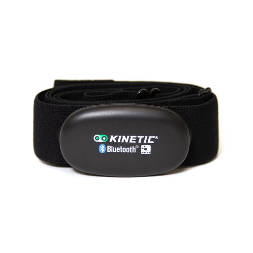 kinetic dual band heart rate strap monitor