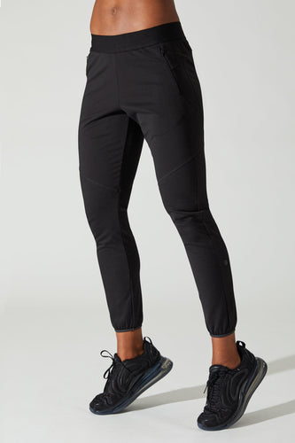 mpg women's compass leggings  black