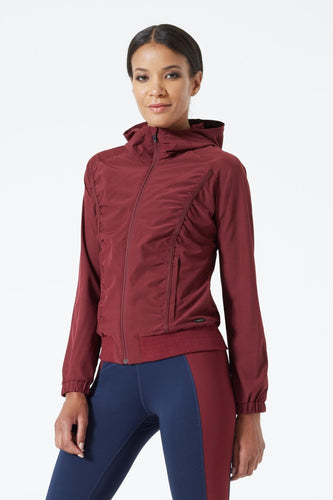 mpg premonition women's jacket