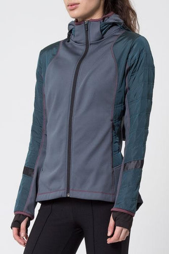mpg fusion performance running jacket women's