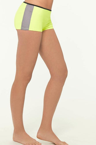 women's ski swim short acidic by mpg