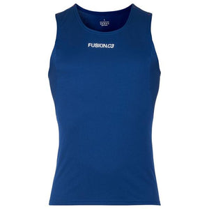 fusion c3 performance running singlet women's midnight
