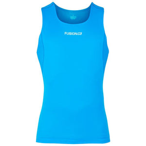 fusion c3 performance running singlet women's surf