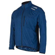 Load image into Gallery viewer, fusion men's s1 performance running jacket night front