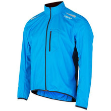 Load image into Gallery viewer, fusion men's s1 performance running jacket surf front