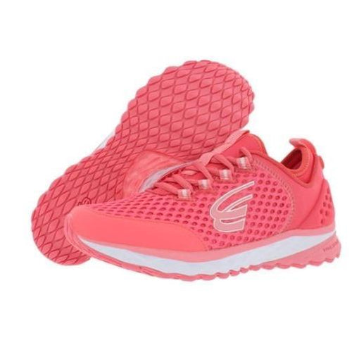 spira phoenix women's running shoe salmon white