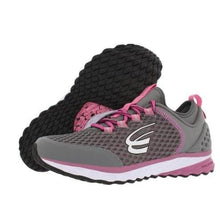Load image into Gallery viewer, spira women's phoenix running shoe charcoal / berry / white