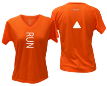 Load image into Gallery viewer, ruseen running women's run performance tee