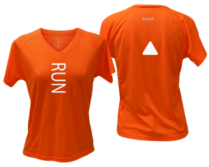 ruseen running women's run performance tee