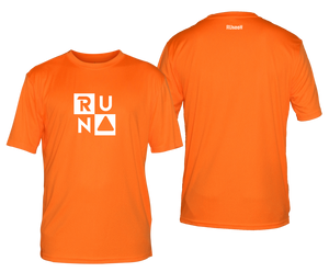 ruseen running buy mens moisture wicking short sleeve