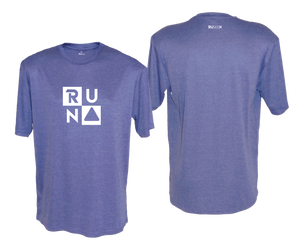 ruseen running mens performance tee shirt