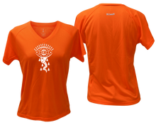 Load image into Gallery viewer, orange moisture wicking shirt