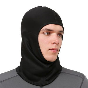 trailheads unisex running balaclava partial face coverage black