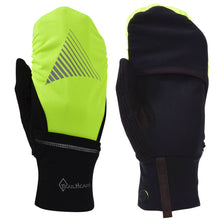 Load image into Gallery viewer, Convertible Mittens High Vis Unisex