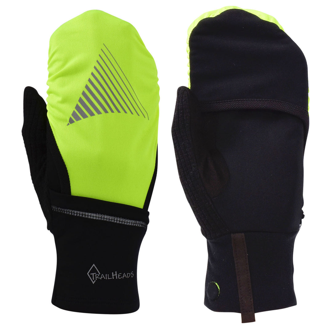 Convertible Mittens High Vis Unisex