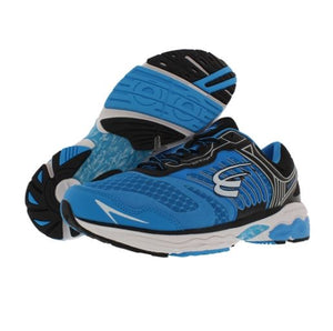 spira scorpius ii men's running shoe blue black white