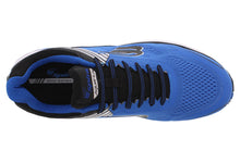 Load image into Gallery viewer, spira aquarius men's running shoe blue / black / white top