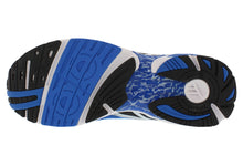 Load image into Gallery viewer, spira aquarius men's running shoe blue / black / white bottom