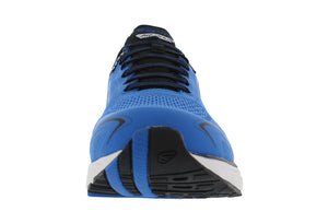 spira aquarius men's running shoe blue / black / white front