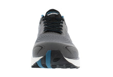 Load image into Gallery viewer, spira aquarius men's running shoe charcoal / blue front