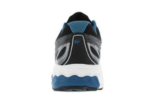 Load image into Gallery viewer, spira aquarius men's running shoe charcoal / blue back