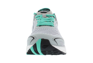 spira aquarius women's running shoe gray charcoal mint front