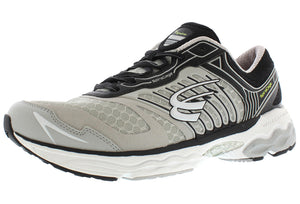 spira scorpius men's running shoe gray black white outside