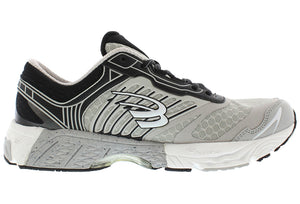 spira scorpius men's running shoe gray black white inside