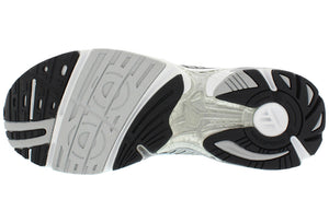 spira scorpius men's running shoe gray black white bottom