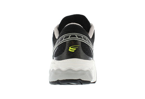 spira scorpius men's running shoe gray black white back