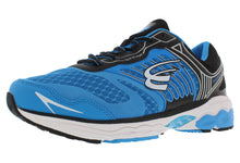 Load image into Gallery viewer, spira scorpius ii men's running shoe blue black white outside