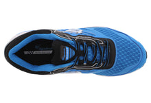Load image into Gallery viewer, spira scorpius ii men's running shoe blue black white top