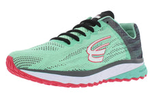 Load image into Gallery viewer, spira vento running shoe mint/charcoal/coal left side