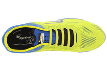 Load image into Gallery viewer, spira vento men's running shoe yellow / blue / black top