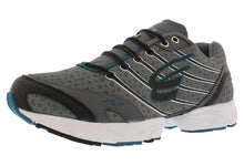 Load image into Gallery viewer, spira stinger xlt 2 men's running shoe charcoal black white outside