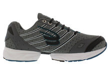 Load image into Gallery viewer, spira stinger xlt 2 men's running shoe charcoal black white inside