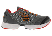 Load image into Gallery viewer, spira stinger xlt 2 women's running shoe charcoal / orange / white outside