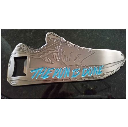 sneaker bottle opener runolution