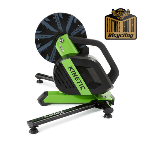 kinetic r1 direct drive trainer from Run Uncommon