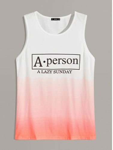 Shein Grammar Lesson Run Tank Men's | Run Uncommon