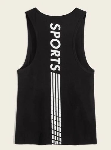 Shein Sports Run Tank Men's | Run Uncommon