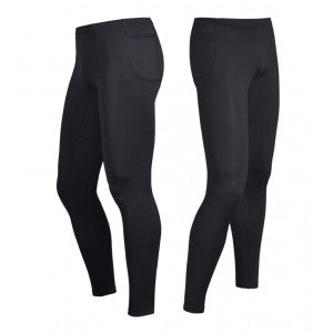 expert men's run tights black