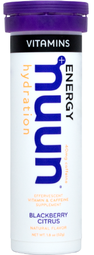 nuun vitamins blackberry citrus