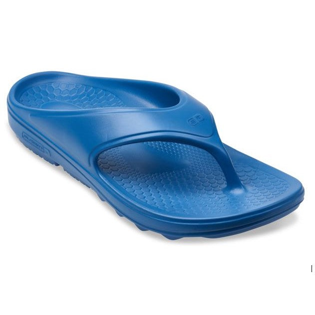 spenco fusion 2 recovery sandal dark blue